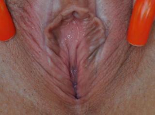 Hier siehst Du meine hot Pussy in Nahaufnahme ;)