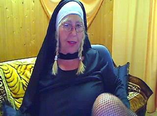 """Vorschaubild vom Privatporno mit dem Titel """"Versaute Nonne"""""""