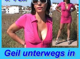 """Vorschaubild vom Privatporno mit dem Titel """"I. Teil - Geil unterwegs in Griechenland!"""""""