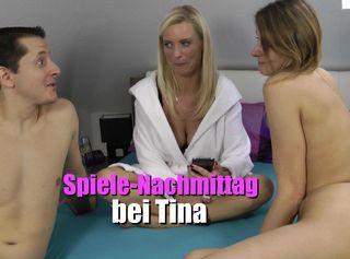 """Vorschaubild vom Privatporno mit dem Titel """"Spiele-Nachmittag mit Tina"""""""