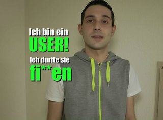 """Vorschaubild vom Privatporno mit dem Titel """"Ich bin ein User! – Ich durfte sie ficken!"""""""
