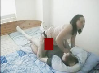 """Vorschaubild vom Privatporno mit dem Titel """"Mit der Freundin in der Reiter-Stellung"""""""