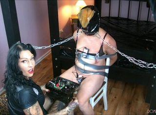 femdom folter