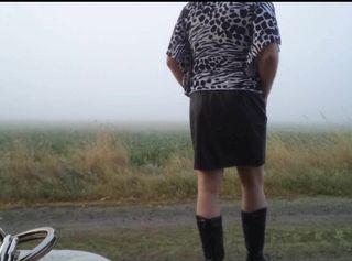 """Vorschaubild vom Privatporno mit dem Titel """"Morgens im Nebel 2 ** Posing in FSH **"""""""