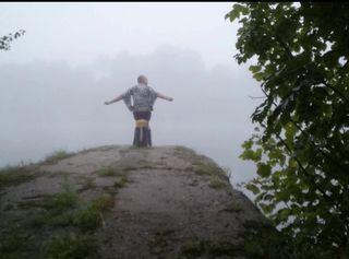"""Vorschaubild vom Privatporno mit dem Titel """"Morgens im Nebel 4 ** Abspritzen **"""""""