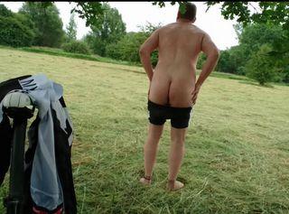 """Vorschaubild vom Privatporno mit dem Titel """"Mit Prostata Plug auf Fahrradtour 2019"""""""