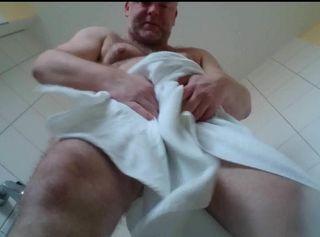 """Vorschaubild vom Privatporno mit dem Titel """"Sexy Abtrocknen"""""""
