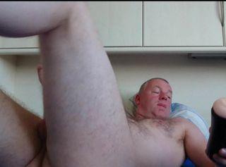 """Vorschaubild vom Privatporno mit dem Titel """"Wichsen mit Masturbator"""""""