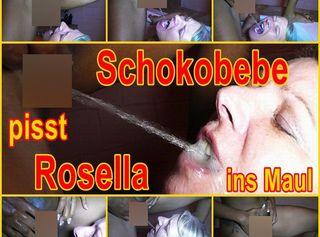 """Vorschaubild vom Privatporno mit dem Titel """"Rosella trinkt Schokobebes Pisse"""""""