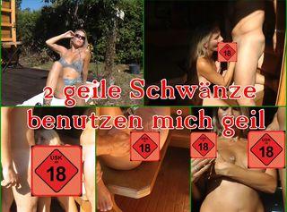 """Vorschaubild vom Privatporno mit dem Titel """"Mein Gärtner und sein Chef"""""""