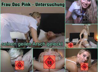 """Vorschaubild vom Privatporno mit dem Titel """"Du hast STANGENFIEBER ? Dann Doc Pink rufen"""""""