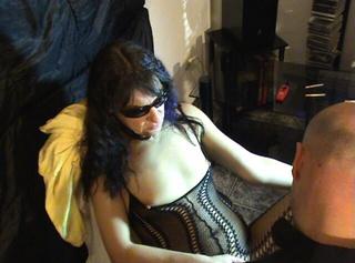 """Vorschaubild vom Privatporno mit dem Titel """"Black Netskirt (5)"""""""