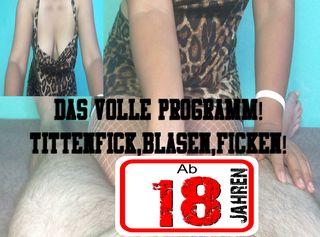 """Vorschaubild vom Privatporno mit dem Titel """"Das volle Programm! Tittenfick,blasen,ficken!"""""""