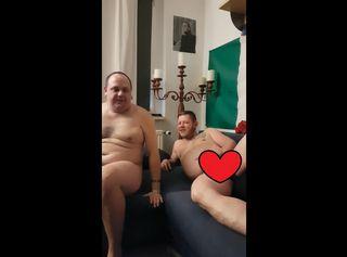"""Vorschaubild vom Privatporno mit dem Titel """"[GAY] Blasen und Wichsen mit Ronny 2"""""""