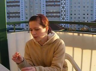 """Vorschaubild vom Privatporno mit dem Titel """"Rauchen ohne Filter"""""""