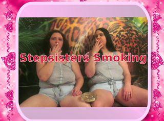 """Vorschaubild vom Privatporno mit dem Titel """"Sisterś Smoking"""""""