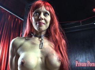 """Vorschaubild vom Privatporno mit dem Titel """"Training der Lady O - Tag 2 mit Sklavin Angelina - Teil 3 von 3"""""""