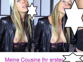 """Vorschaubild vom Privatporno mit dem Titel """"Meine Cousine ihr erster Porno und so Jung!"""""""