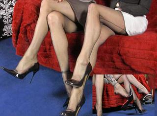 """Vorschaubild vom Privatporno mit dem Titel """"Lady High Heels Dangling"""""""