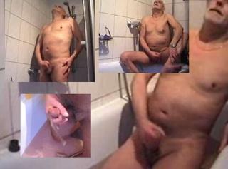 """Vorschaubild vom Privatporno mit dem Titel """"Heut schnell in der Wanne"""""""