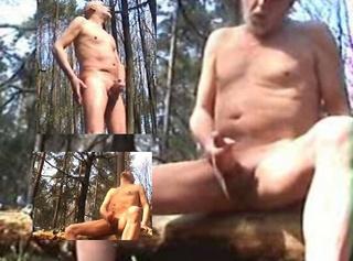 """Vorschaubild vom Privatporno mit dem Titel """"Jaaa..!! Der erste Outdoor-Wix 2010"""""""