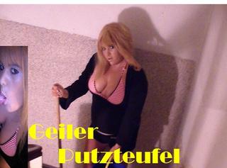 """Vorschaubild vom Privatporno mit dem Titel """"Geiler Putzteufel"""""""