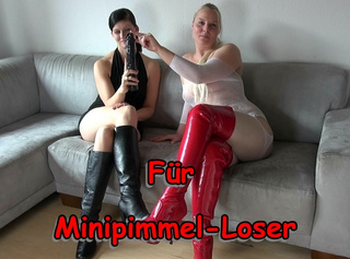"""Vorschaubild vom Privatporno mit dem Titel """"Für Minipimmel-Loser !!"""""""