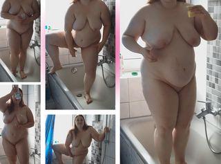 """Vorschaubild vom Privatporno mit dem Titel """"Pipi in der Dusche"""""""