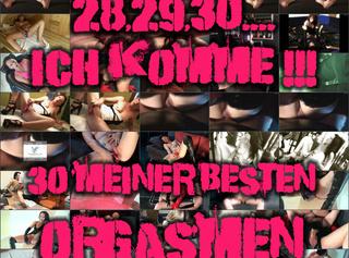"""Vorschaubild vom Privatporno mit dem Titel """"28,29,30....ich komme !!!"""""""