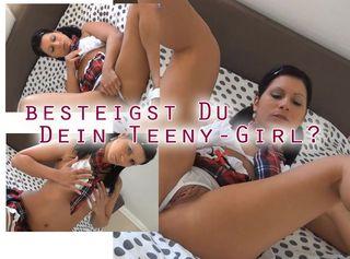 """Vorschaubild vom Privatporno mit dem Titel """"Besteigst du dein Teeny-Girl?"""""""