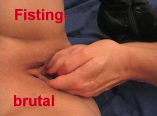 """Vorschaubild vom Privatporno mit dem Titel """"Fisting brutal!!!!"""""""