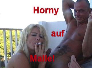 """Vorschaubild vom Privatporno mit dem Titel """"Horny auf Malle"""""""
