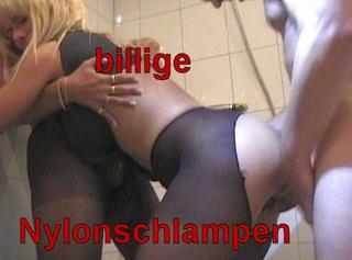 """Vorschaubild vom Privatporno mit dem Titel """"billige Nylonschlampen!"""""""