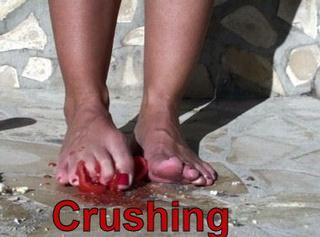 """Vorschaubild vom Privatporno mit dem Titel """"Crushing!"""""""