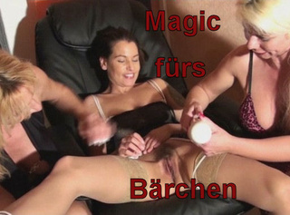 """Vorschaubild vom Privatporno mit dem Titel """"Magic für das Bärchen!!"""""""
