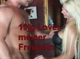 """Vorschaubild vom Privatporno mit dem Titel """"19jg. Lover meiner Freundin!"""""""