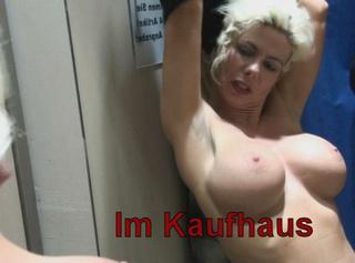 """Vorschaubild vom Privatporno mit dem Titel """"Im Kaufhaus"""""""