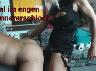 """Vorschaubild vom Privatporno mit dem Titel """"Anal im engen Männerarsch!!"""""""
