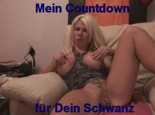 """Vorschaubild vom Privatporno mit dem Titel """"Countdown für Dein Schwanz!"""""""
