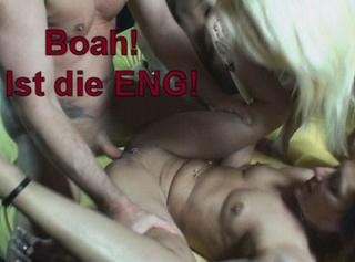 """Vorschaubild vom Privatporno mit dem Titel """"Boah, ist die ENG!"""""""