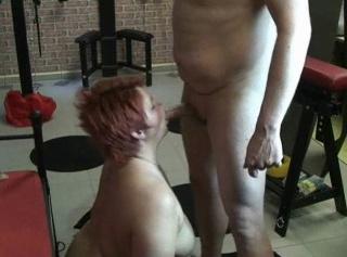"""Vorschaubild vom Privatporno mit dem Titel """"In den Mund gespritzt..."""""""
