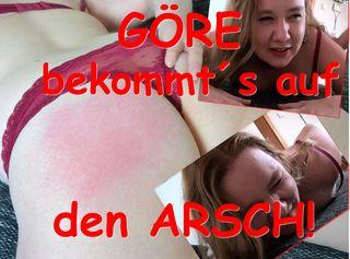 """Vorschaubild vom Privatporno mit dem Titel """"Böse Mädchen bekommen den Arsch versohlt."""""""