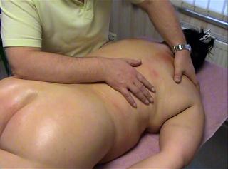 """Vorschaubild vom Privatporno mit dem Titel """"medizinische Massage 1"""""""