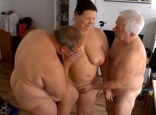 """Vorschaubild vom Privatporno mit dem Titel """"Gruppensex mit geilen Böcken 1"""""""