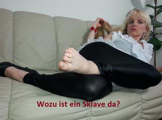 """Vorschaubild vom Privatporno mit dem Titel """"Wozu ist ein Sklave da?"""""""