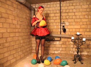 """Vorschaubild vom Privatporno mit dem Titel """"Ballon soft"""""""