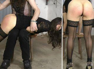 """Vorschaubild vom Privatporno mit dem Titel """"Strafe muss sein"""""""