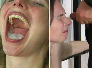 """Vorschaubild vom Privatporno mit dem Titel """"Sperma lecken"""""""