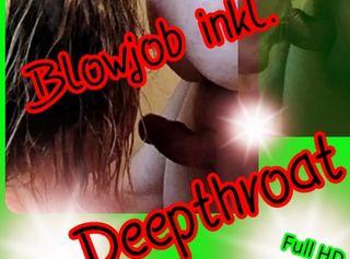 """Vorschaubild vom Privatporno mit dem Titel """"Deepthroat Tief geschluckt.. EXTREM"""""""