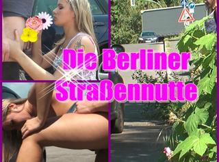 """Vorschaubild vom Privatporno mit dem Titel """"DIE BERLINER STRAßENNUTTE"""""""